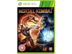 XBOX 360 Mortal Kombat