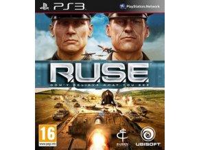 PS3 R.U.S.E