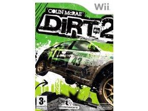 Wii Colin McRae: DIRT 2