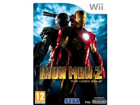 Wii Iron Man 2: The Video Game
