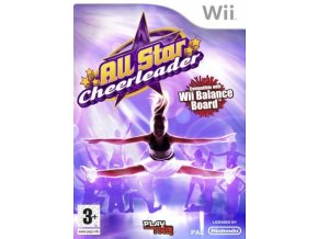 Wii All Star Cheerleader