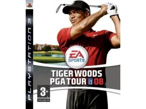PS3 Tiger Woods PGA Tour 08
