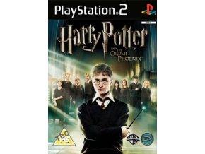 PS2 Harry Potter a Fénixův řád