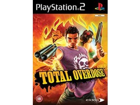 PS2 Total Overdose