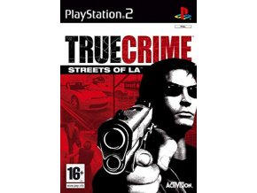 PS2 True Crime: Streets of LA