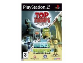PS2 Top Trumps Horror and Predators