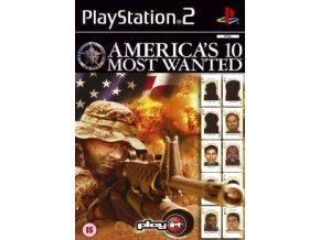 PS2 America's 10 Most Wanted