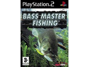 PS2 Bass Master Fishing