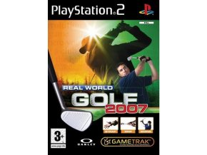 PS2 Gametrak: Real World Golf 2007