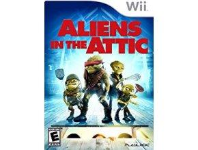 Wii Aliens in the Attic