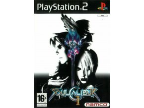 PS2 SoulCalibur II