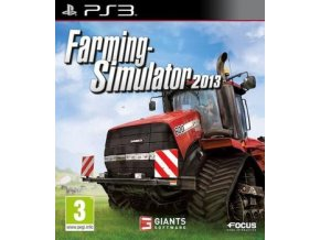 PS3 Farming Simulator 2013