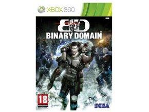 XBOX 360 Binary Domain