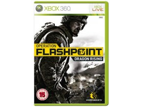 XBOX 360 Operation Flashpoint: Dragon Rising