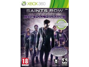 XBOX 360 Saints Row: The Third (The Full Package)