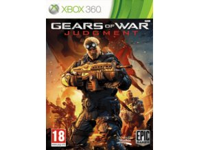 XBOX 360 Gears of War: Judgement