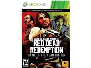 XBOX 360 Red Dead Redemption - GOTY