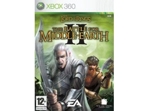XBOX 360 The Lord Of Rings: The Battle For Middle-Earth 2