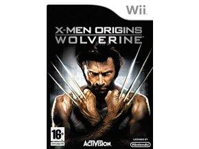 Wii X-Men Origins: Wolverine