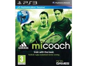 PS3 adidas miCoach (nová)