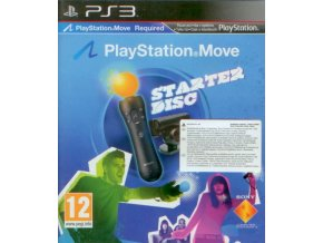 PS3 MOVE Starter Disc