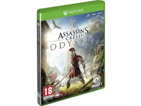 XBOX ONE Assassins Creed: Odyssey CZ