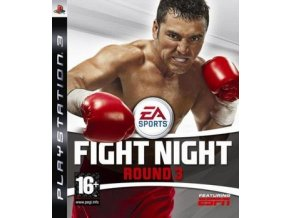 PS3 EA Sports Fight Night Round 3