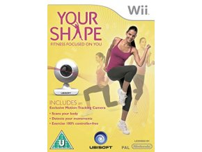 Wii Your Shape + Kamera
