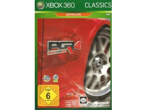 XBOX 360 PGR 4 Project Gotham Racing CZ