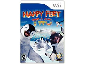 Wii Happy Feet Two