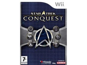 Wii Star Trek: Conquest