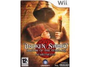 Wii Broken Sword: Shadow of the Templars