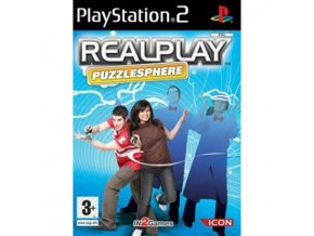 PS2 realplay puzzlesphere (pouze hra)