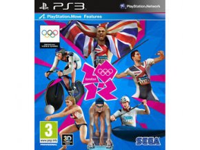 PS3 London 2012 - The Official Video Game of the Olympic Games (FR)