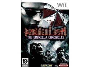 Wii Resident Evil: The Umbrella Chronicles