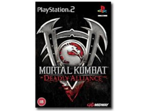 PS2 Mortal Kombat: Deadly Alliance