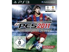 PS3 Pro Evolution Soccer 2011