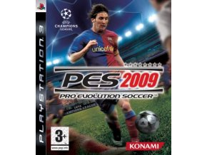 PS3 Pro Evolution Soccer 2009