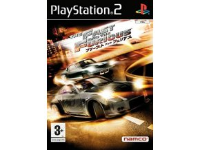 PS2 The Fast and the Furious: Tokyo Drift