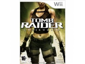 Wii Tomb Raider: Underworld