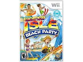 Wii Vacation Isle: Beach Party