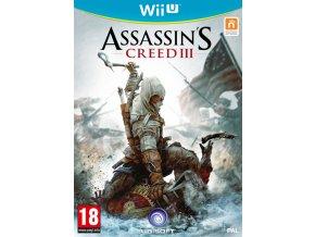 WiiU Assassin's Creed III