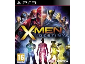 PS3 X-Men Destiny