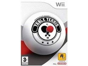 Wii Table Tennis