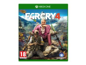 XBOX ONE Far Cry 4 CZ