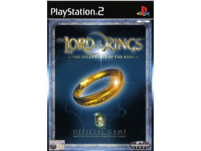 PS2 The Lord of the Rings: The Fellowship of the Ring
