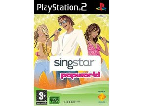 PS2 SingStar Popworld