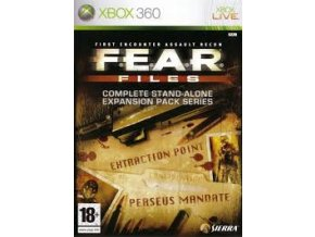 XBOX 360 F.E.A.R. Files