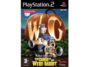 PS2 Wallace & Gromit: The Curse of the Were Rabbit