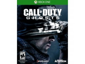 XBOX ONE Call of Duty: Ghosts (nová)